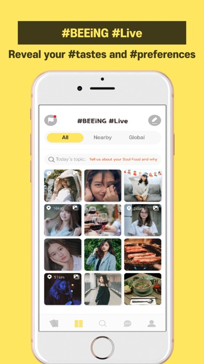 BEEiNG: Unlimited Blind Date