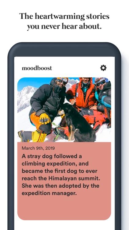 Moodboost: Good News Only screenshot-4