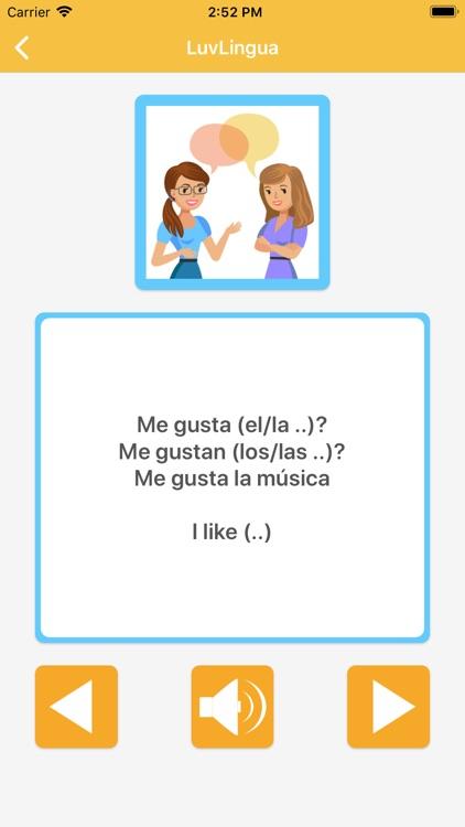Learn Spanish - LuvLingua