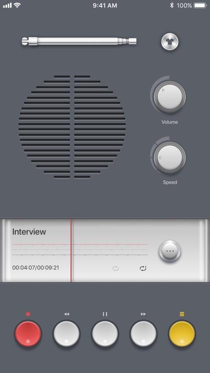Voice Recorder, Recording App screenshot-3