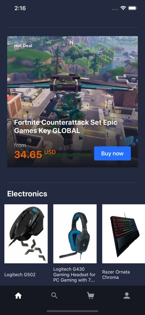 G2A - Games, Gift Cards & More on the App Store