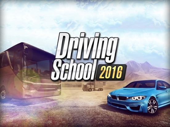 Driving School 2016 iPad app afbeelding 1