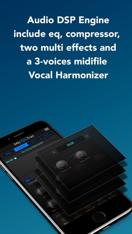 micOnTrax: Audio Midi Player screenshot-6