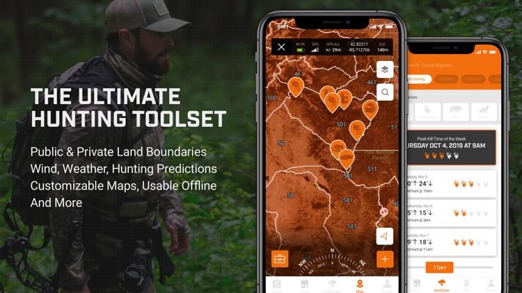 HuntWise: A Better Hunting App screenshot-0