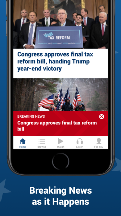messages.download Fox News: Live Breaking News software