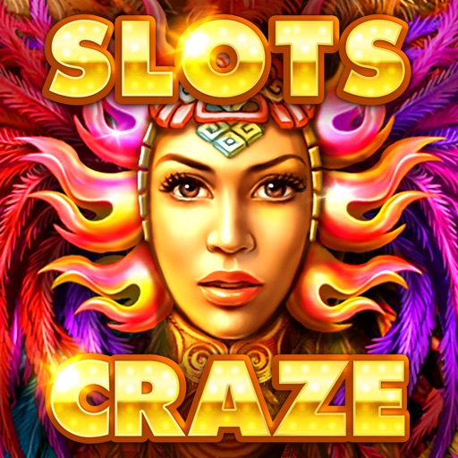 Slots Craze: Casino Games 2019 iOS Hack Android Mod