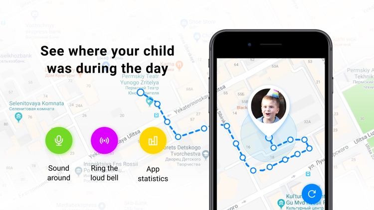 Find My Kids: Family tracker screenshot-0