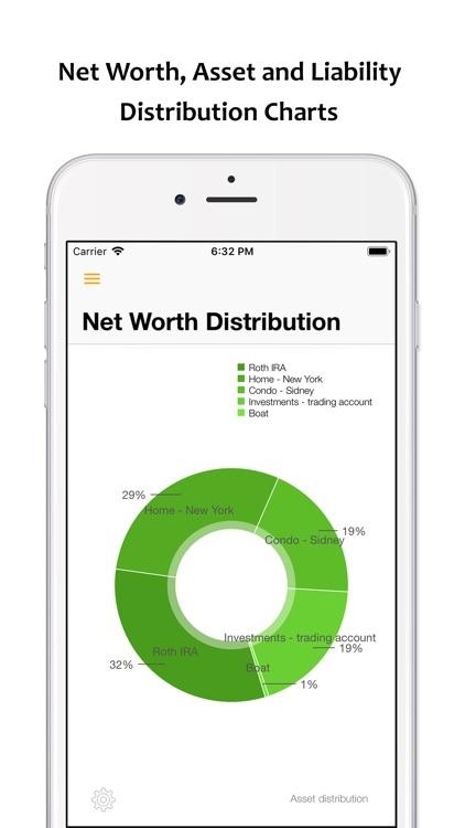 Net Worth Pro 2 screenshot-9