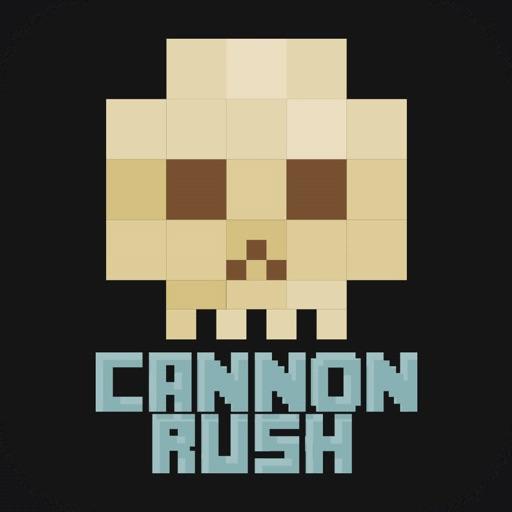 Cannon Rush! app logo