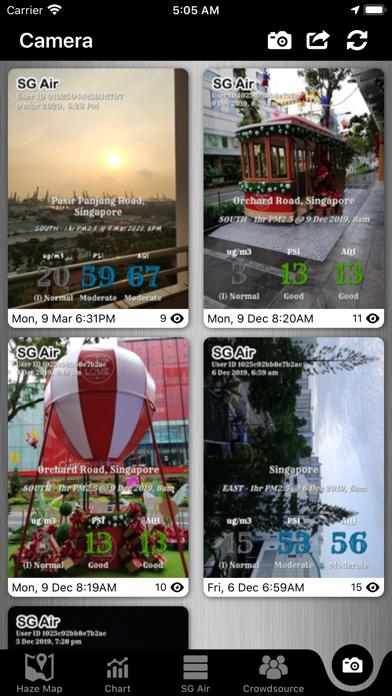 SG Airのおすすめ画像3