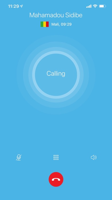 Libon - International calls Screenshot