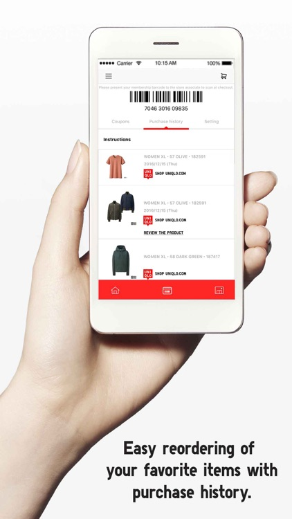 UNIQLO US screenshot-4