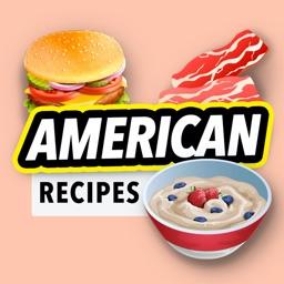 American recipes app