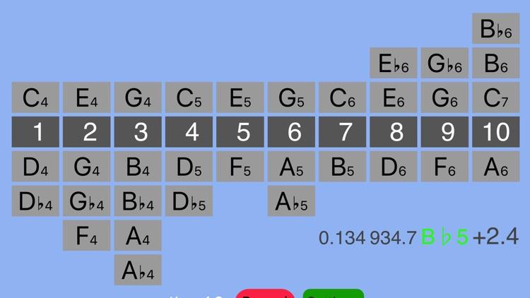 Harmonica Tuner screenshot-3