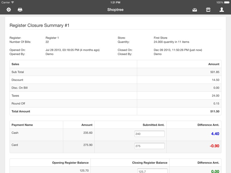 Shoptree POS | Point Of Sale screenshot-4
