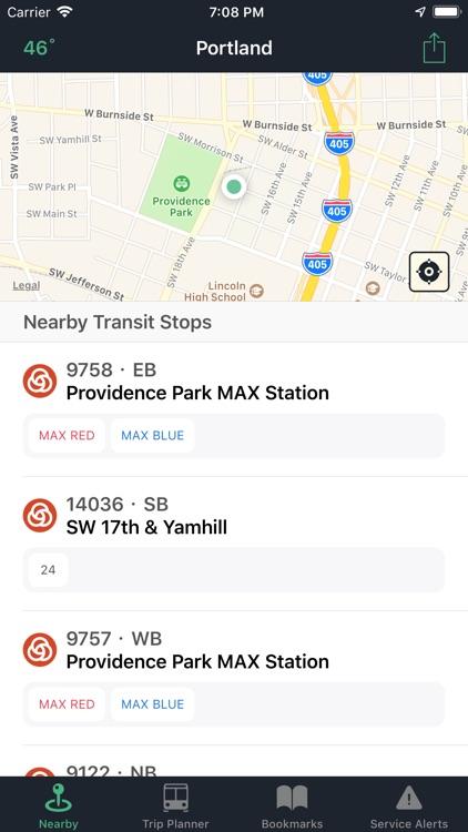 PDX Transit