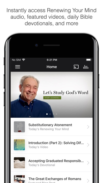 Ligonier Ministries screenshot-0