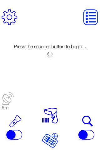 TagScanner X - náhled