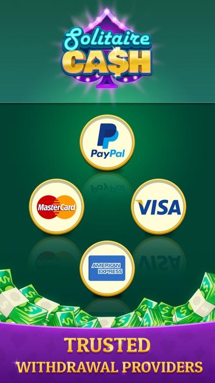 Solitaire Cash screenshot-6