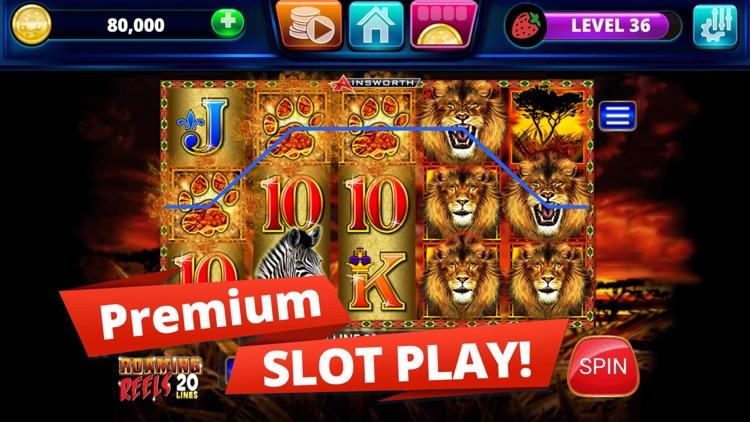 Slingo Arcade - Bingo & Slots screenshot-3