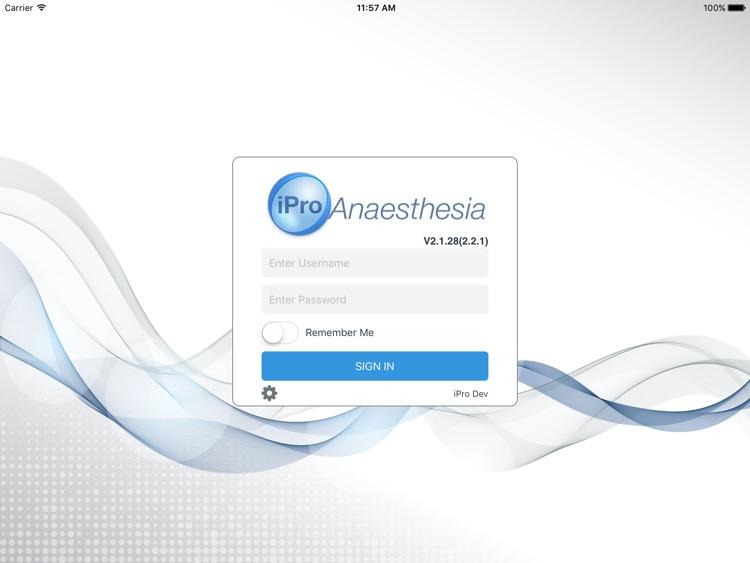 iPro Anesthesia 2