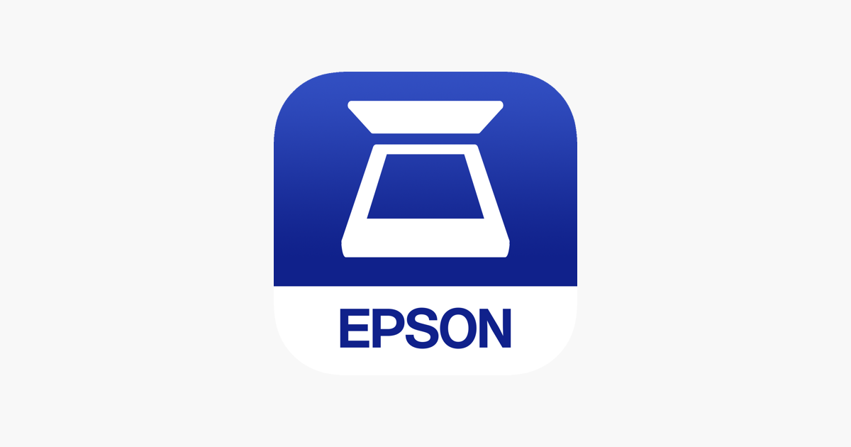 Epson DocumentScan on the App Store