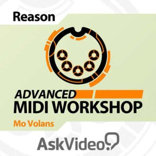 Adv MIDI Course For Reason