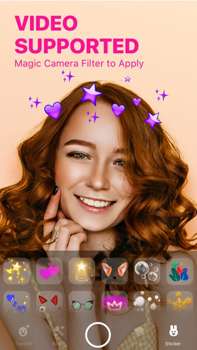 Download Facey: Face Editor &Makeup Cam for Pc