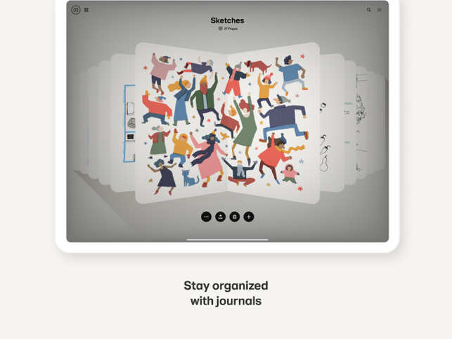 ‎Paper by WeTransfer Screenshot