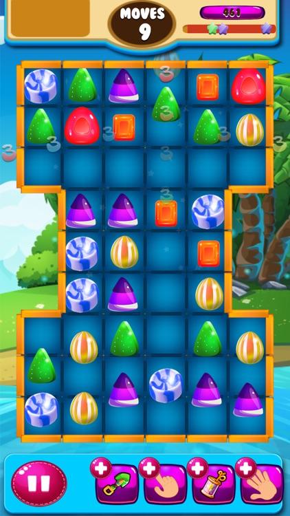 Candy Pop: Sweet Match 3 screenshot-5