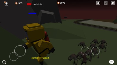 Pixel Blood Onlineのスクリーンショット4
