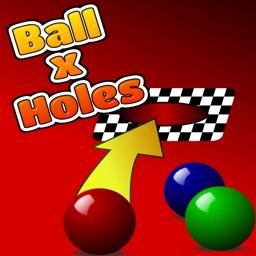 Ball x Holes
