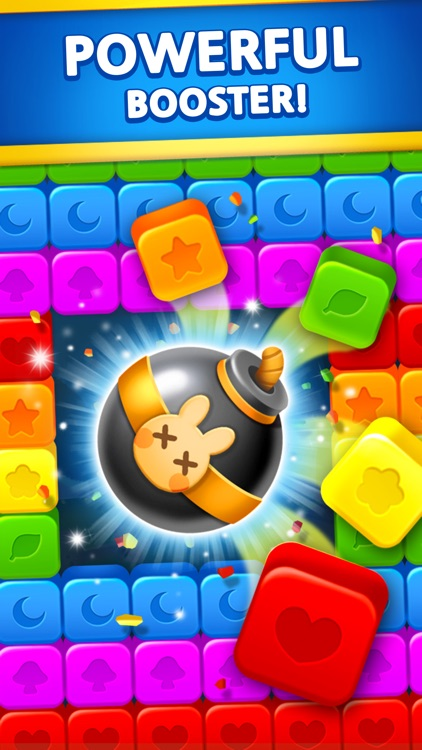 Bunny Blast - Puzzle screenshot-3