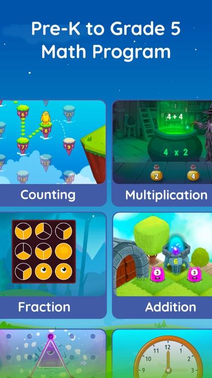 SplashLearn - Kids Math Games screenshot-0