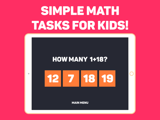 Screenshot #4 pour Basic math for kids: numbers
