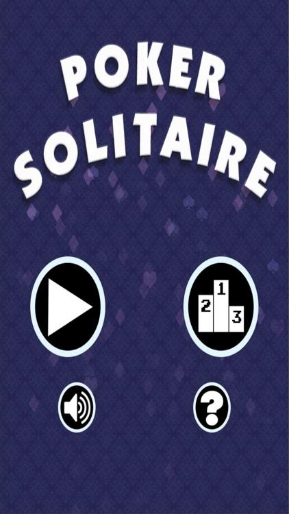 Poker Solitaire! screenshot-3