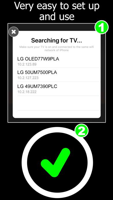 Remote TV for LG Smart screenshot 5