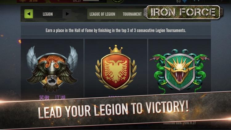 Iron Force screenshot-3