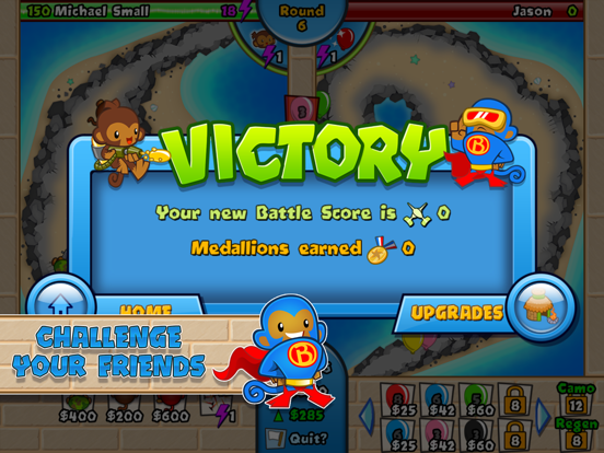 Bloons TD Battles by Ninja Kiwi Limited (iOS, United States