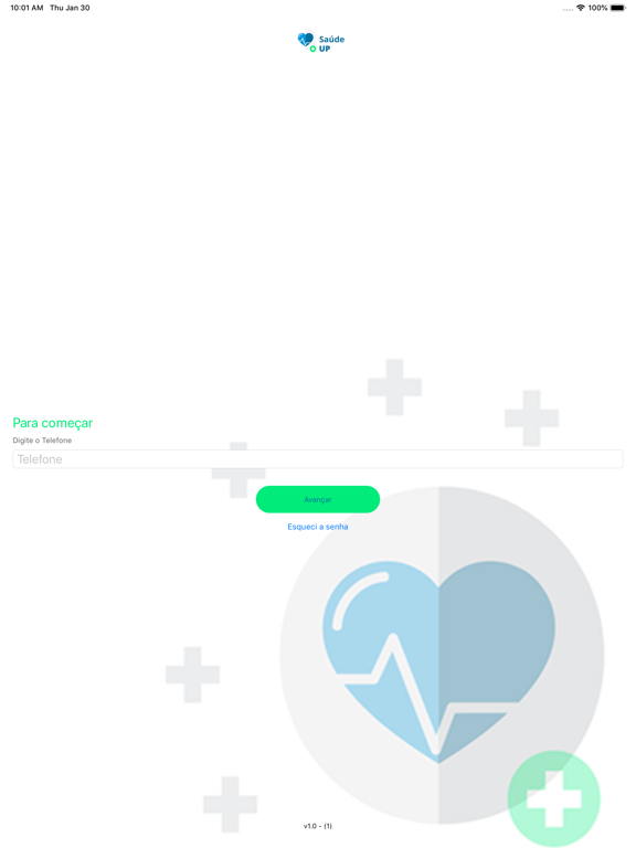Tem Saúde UP screenshot 7