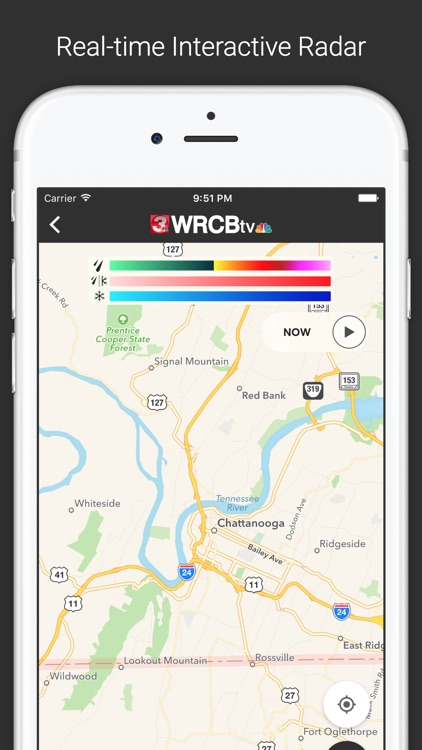 WRCB Channel 3 Eyewitness News screenshot-3