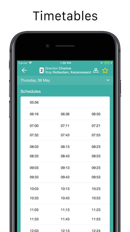 Rotterdam Transport Schedules screenshot-4