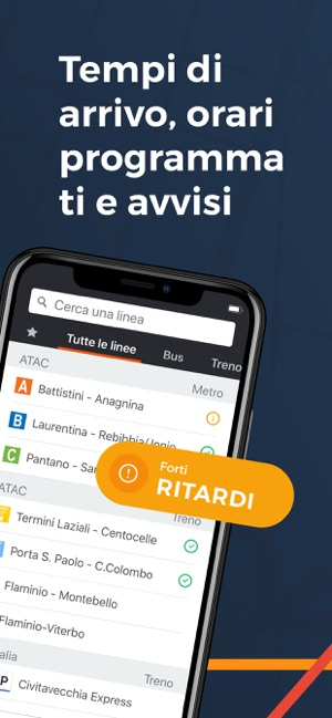 Moovit: Orari Bus e Treni su App Store