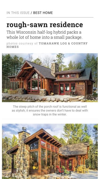 Timber Home Living screenshot-4