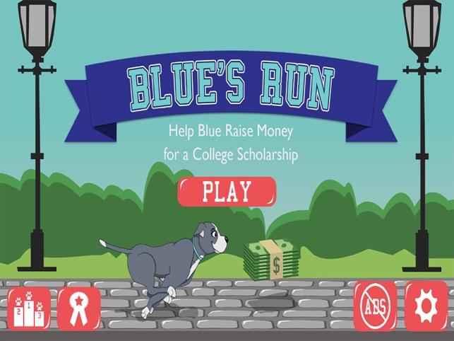 Blues Run, game for IOS
