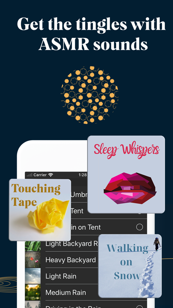 White Noise Deep Sleep Sounds App for iPhone - Free ...