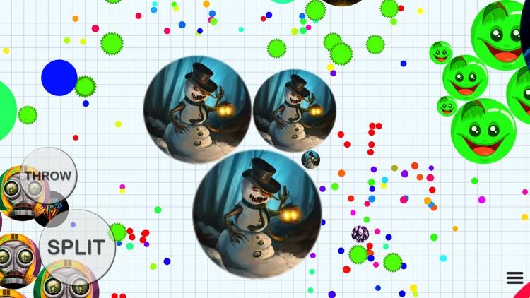 Blob io - Throw & split cells screenshot-5