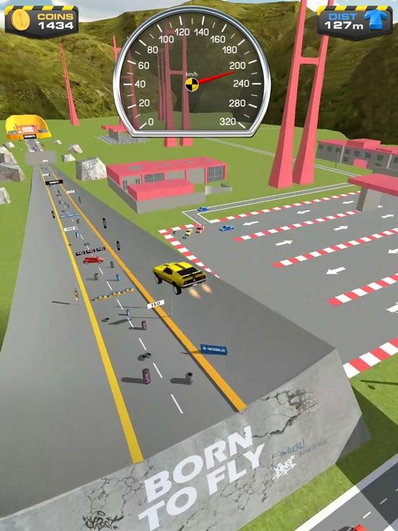 Ramp Car Jumping screenshot 6