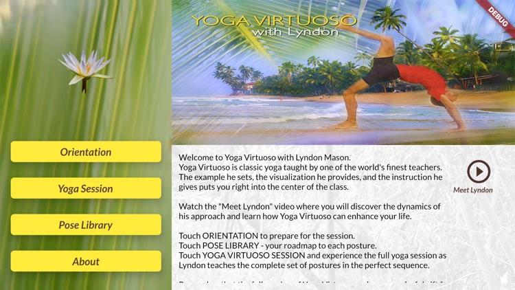 Yoga Virtuoso with Lyndon screenshot-3