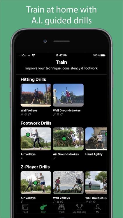 SwingVision: The Tennis App screenshot-3